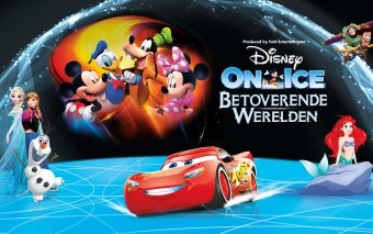 Win: 4 zilveren tickets voor Disney on Ice presenteert Betoverende Werelden!