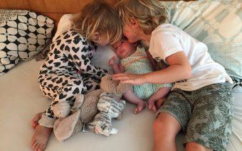 Tien dingen die ik anders doe bij mijn derde kind.