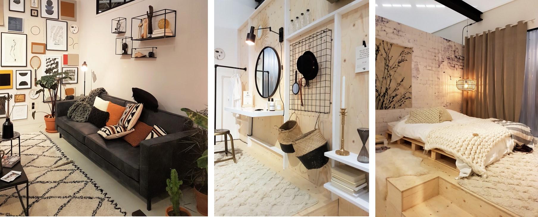 Interieur inspiratie op de vt wonen beurs mamaschrijft for Interieur beurs