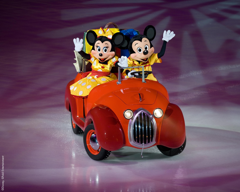 Win: 4 zilveren tickets voor Disney on Ice presenteert Betoverende Werelden!