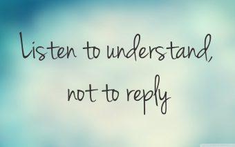 Stop met autobiografisch luisteren en lúister. Zeven tips!