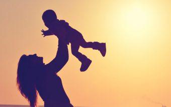 Over alleenstaand moederschap en een sociaal leven hebben.