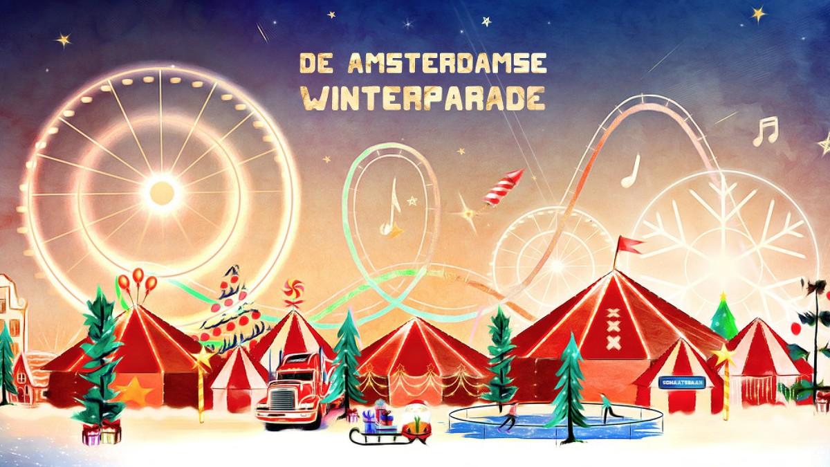 De leukste Amsterdamse kerstmarkten in 2017.