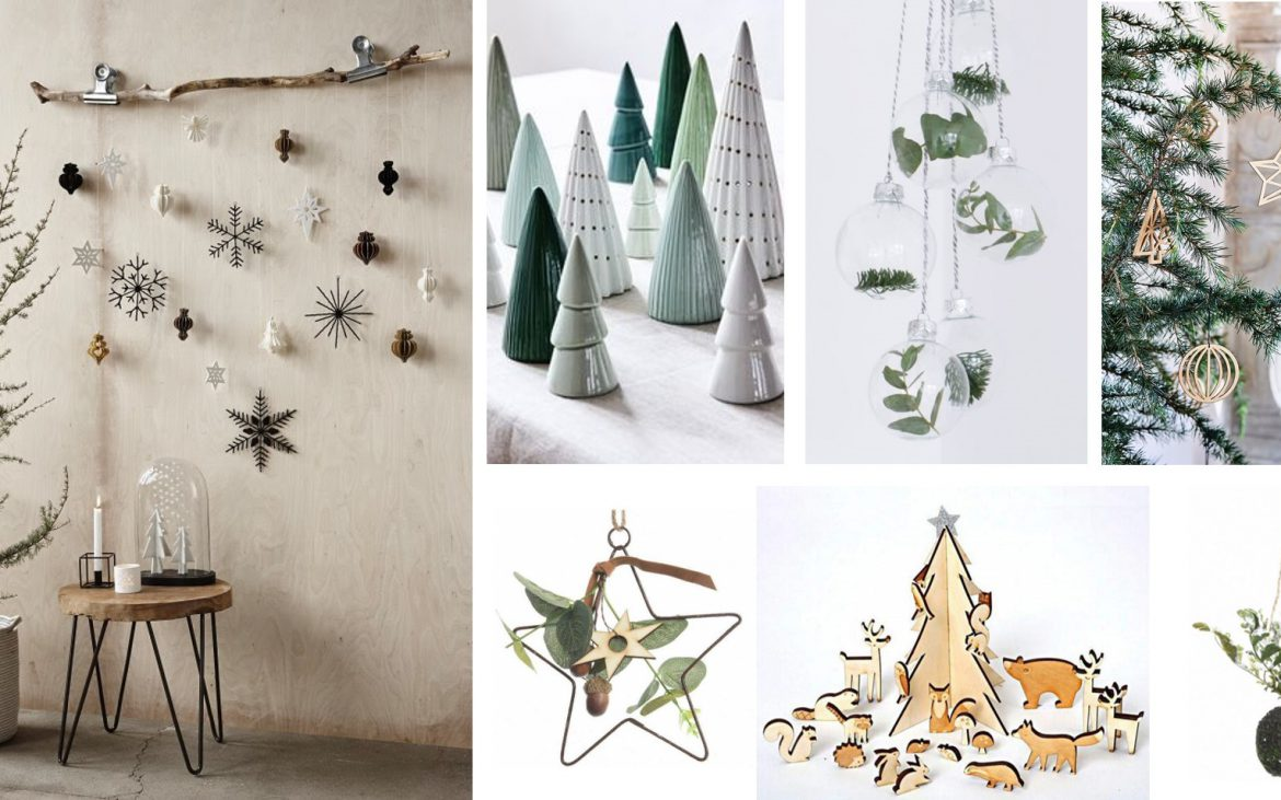 Kersttrend 2017: Crafts botanical