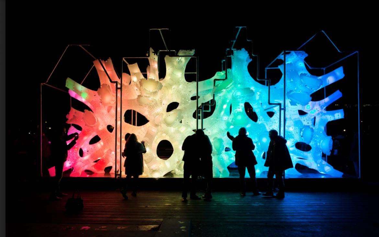 Tip! Amsterdam Light Festival rondvaart voor kinderen. Inc winactie!