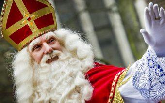 Ontmoet Sinterklaas in Amsterdam.