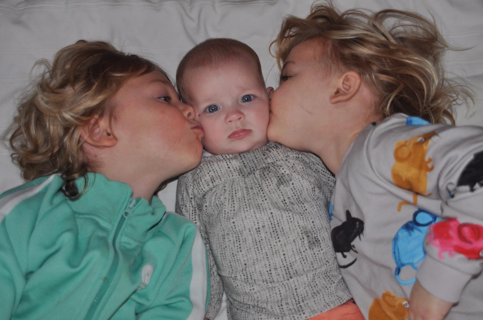 Waarom de overgang naar een derde kind makkelijker is.