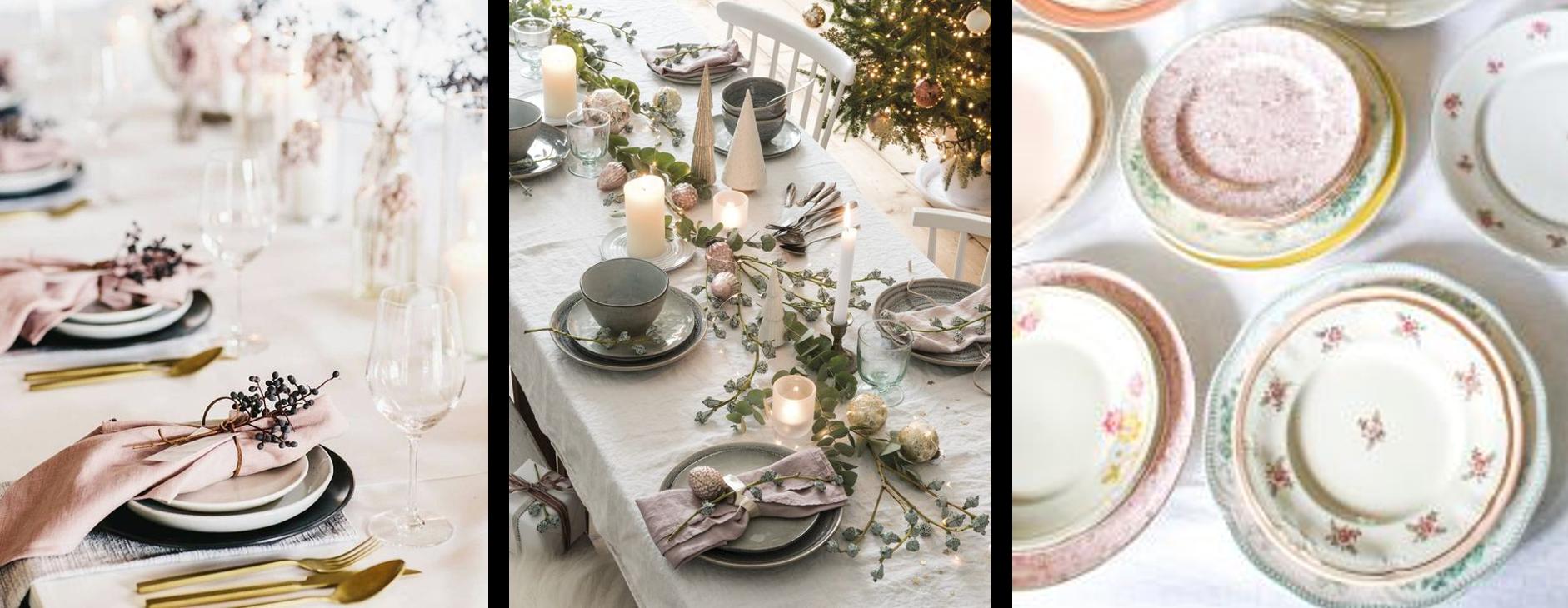 Feesttafel: tips voor het dekken van een feestelijke tafel.