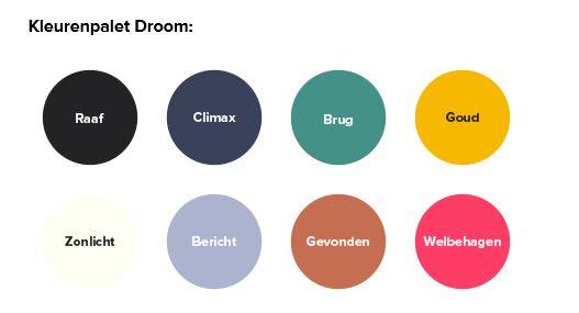 Kleurthema Droom