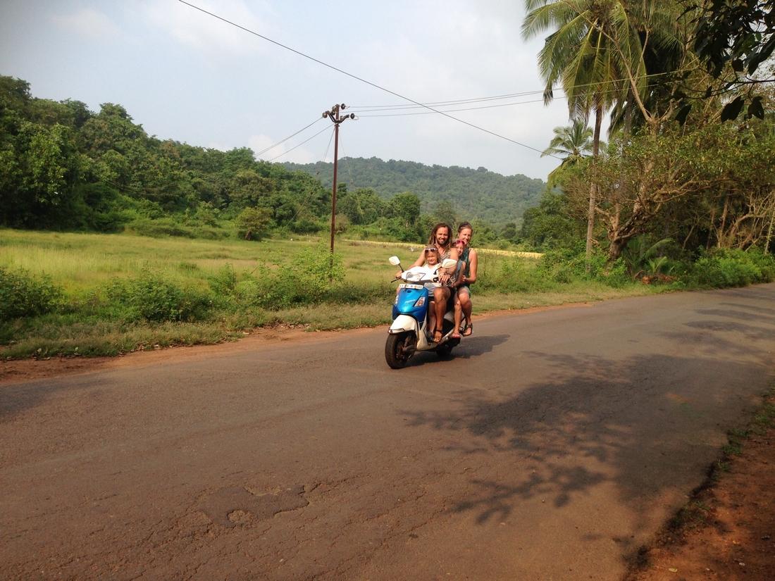 Zeven tips in Zuid-Goa voor reizende families.