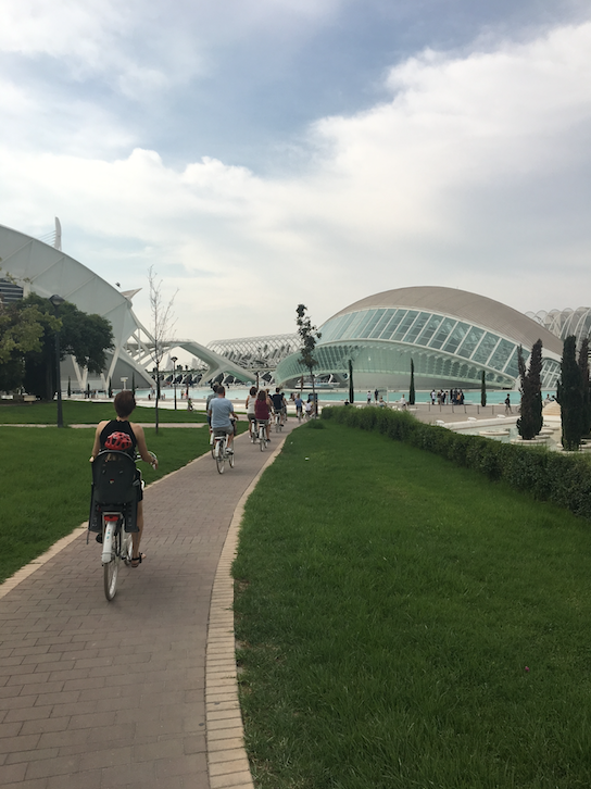 5 tips voor een citytrip Valencia met een kleuter.
