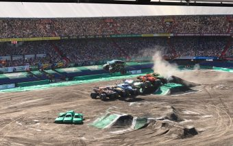 Monster Jam 2018 review: spektakel van begin tot eind!