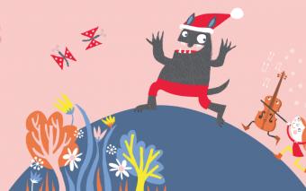 Decembertip: familieconcert 'De Vier Jaargetijden'.
