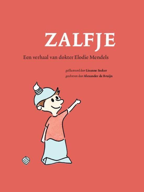 Win het boek 'Zalfje': een leuk en leerzaam boek over eczeem.
