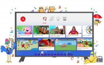 Yes! YouTube Kids nu ook in Nederland beschikbaar.