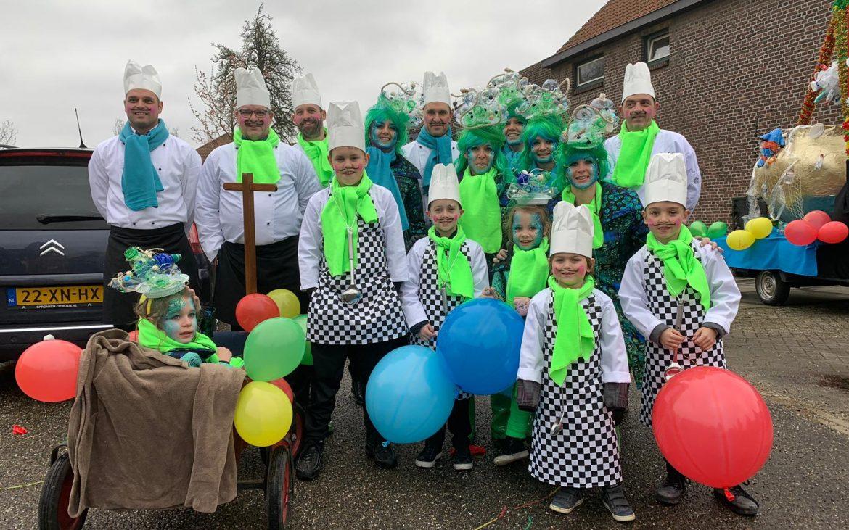 Een verslag van Vastelaovond (Carnaval) in Limburg.