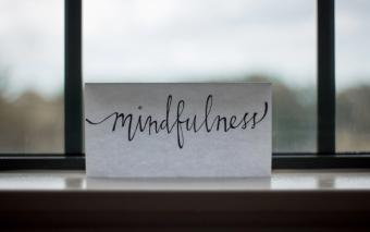 Mindfulness voor moeders.