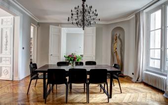 Eetkamertrends van 2019: de populairste eetkamerstoelen en tafels.