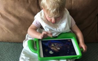Is de iPad Air 2 geschikt voor kids? Review!