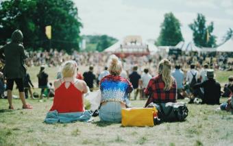 Mijn kind wil naar een festival.