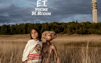 Hoe gaaf: E.T. phone Mini Rodini.